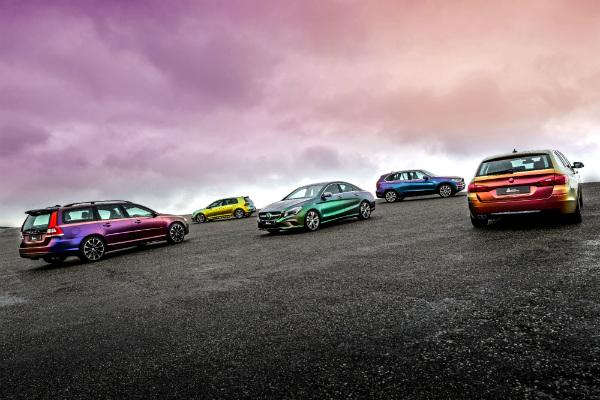 Dfc FolienWerk Autofolierung Fahrzeugfolierung