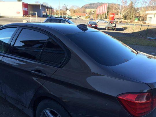 BMW Scheiben tönen