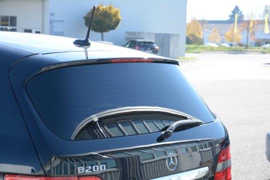 Scheibentönung Mercedes B200 5% (5)