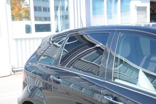 Scheibentönung Mercedes B200 5% (7)
