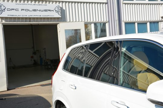 Volvo xc90 2015 Auto Scheiben tönen 10% (6)
