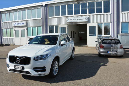 Volvo xc90 2015 Auto Scheiben tönen 10% (8)