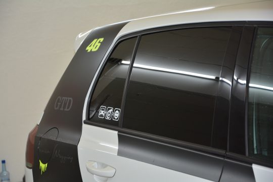auto scheibentönung VW Golf mk6 (8)