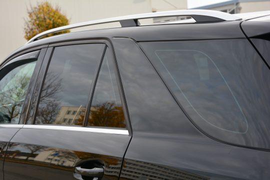 dfc folienwerk scheibentönung 10% Mercedes ML350 (10)