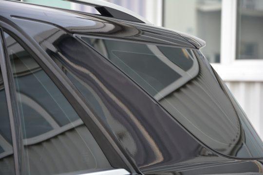 dfc folienwerk scheibentönung 10% Mercedes ML350 (7)
