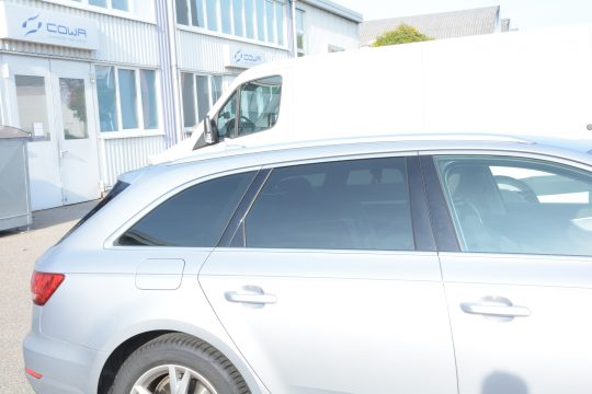 Autoscheiben tönen 15% Audi A4 2016 (4)