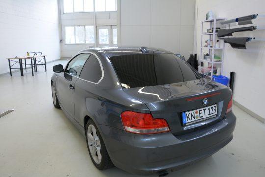 Scheiben tönen Scheiben tönen Autoscheiben tönen Gottmadingen Singen BMW 1 (4)