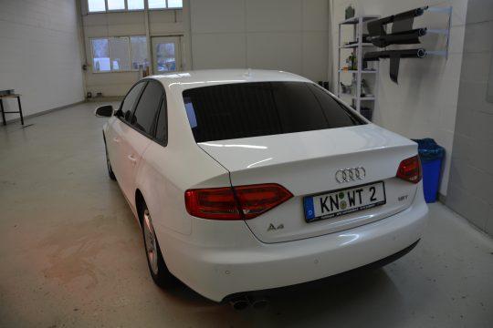 Audi A4 B8 Scheibentoenen auto fenster folierung Singen Gottmadingen (3)