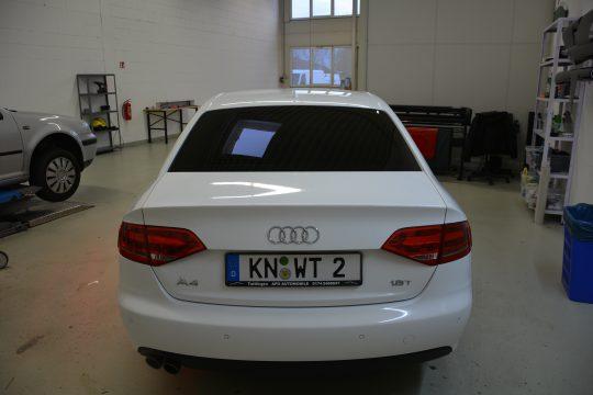Audi A4 B8 Scheibentoenen auto fenster folierung Singen Gottmadingen (5)