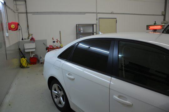 Audi A4 B8 Scheibentoenen auto fenster folierung Singen Gottmadingen (6)