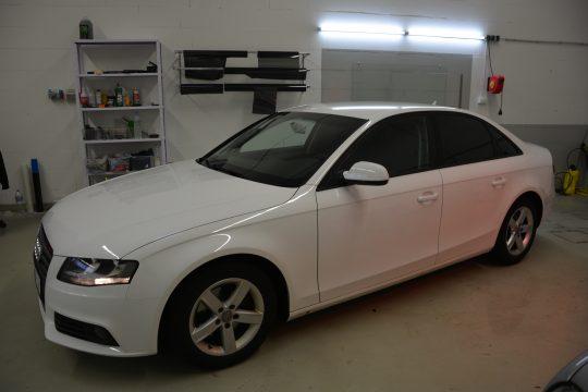 Audi A4 B8 Scheibentoenen auto fenster folierung Singen Gottmadingen (8)
