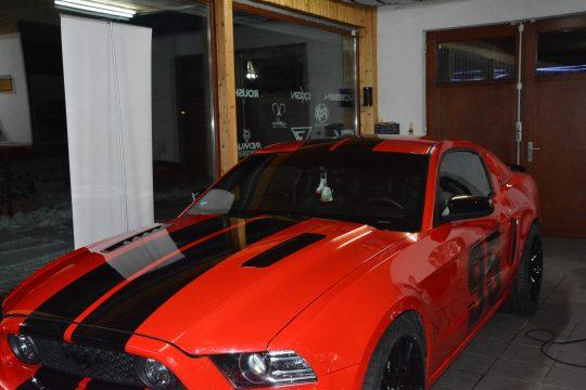 Ford Mustang Streifen DFC Folienwerk Singen Gottmadingn (5)