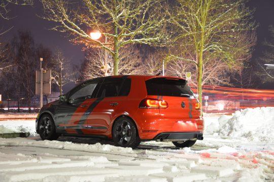 Teilfolierung Folierung VW Golf 6 GTI DFC FolienWerk Design Singen Gottmadingen (9)