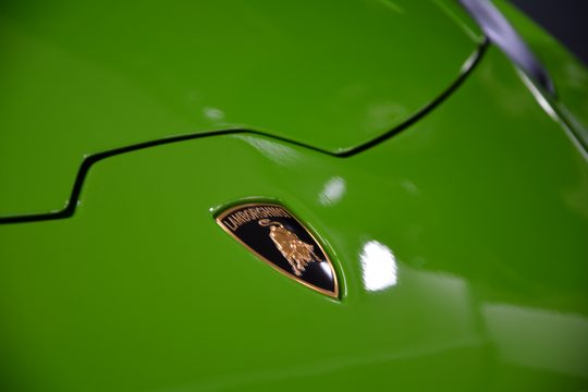 Lackschutzfolierung komplett front Lamborghini Huracan Spider Lackschutz Folie (2)