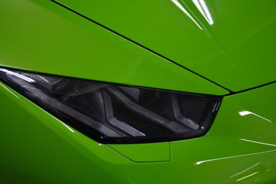 Lackschutzfolierung komplett front Lamborghini Huracan Spider Lackschutz Folie 2018