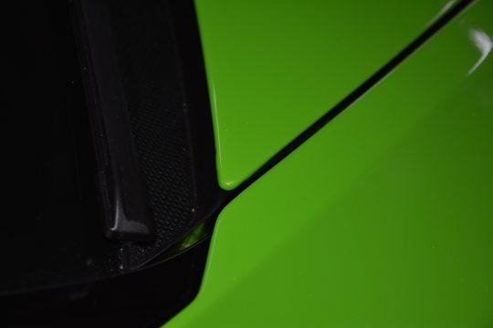 Lackschutzfolierung komplett front Lamborghini Huracan Spider Lackschutz Folie s