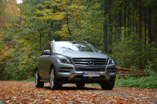 avery gunmetal matte metallic Vollfolierung Mercedes ML dfc Folienwerk folierung singen (8)