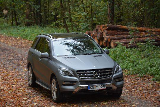 avery gunmetal matte metallic Vollfolierung Mercedes ML dfc Folienwerk folierung singen (9)